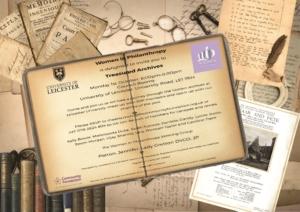 Treasured Archives Invitation